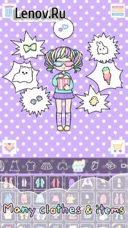 Pastel Girl v 2.3.0 Мод (Free Shopping)