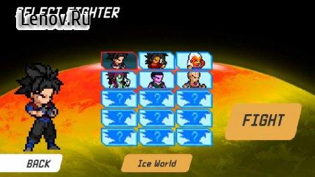 Dragon World: Saiyan Warrior v 1.1.7 (Mod Money)