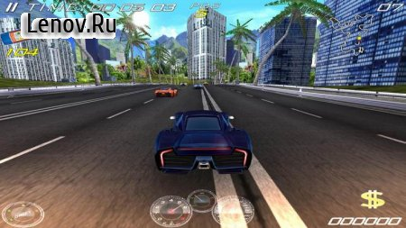 Speed Racing Ultimate 5 v 7.2 (Mod Money)