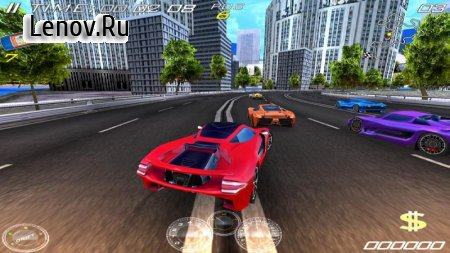 Speed Racing Ultimate 5 v 4.8 (Mod Money)