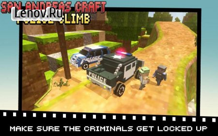 San Andreas Craft Police Climb v 1.5 Мод (Unlock All/Hight Level/Ad Free)