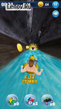 Water Adventure Slide Rush v 1.1.0 (Mod Money)