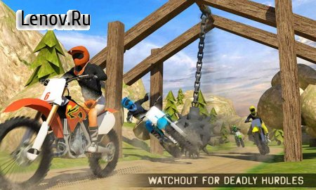 🏁 Trial Xtreme Dirt Bike Racing: Motocross Madness v 1.31 (Mod Money)