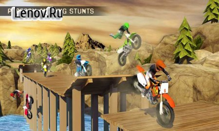 🏁 Trial Xtreme Dirt Bike Racing: Motocross Madness v 1.12 (Mod Money)