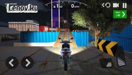Ultimate Motorcycle Simulator (обновлено v 1.8.2) (Mod Money)