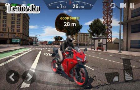 Ultimate Motorcycle Simulator v 2.8 (Mod Money)