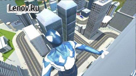 Amazing Strange Rope Police - Vice Spider Vegas v 1.3.9 (Mod Money)