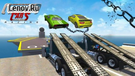 Chained Car Racing Games 3D v 2.5 Мод (Free Shopping)