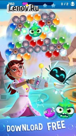 Bubble Genius - Popping Game! v 1.56.1 Мод (High reward value/Ads-free)
