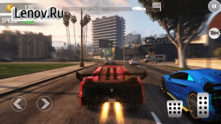 Fast Car Driving v 1.1.0 (Mod Money)