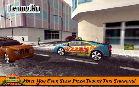 Crazy Pizza City Challenge v 1.6 Мод (Unlocked/Ads-free)