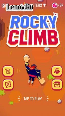 Rocky Climb v 1.0.9 (Mod Money)