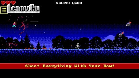 16-Bit Epic Archer v 1.1.2 Мод (Ads-free)