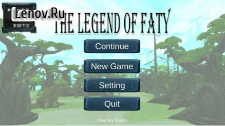 The Legend of Faty v 4.2 (Mod Money)