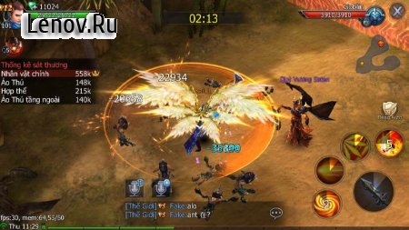 Heroes of Dawn - VN vs TH v 1.81.85.022470 Мод (Instant Win/High attack/No monster attack)