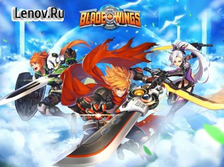 Blade & Wings: Fantasy 3D Anime MMO Action RPG v 2.0.2.1909021120.74 Мод (5x Atk & Def)
