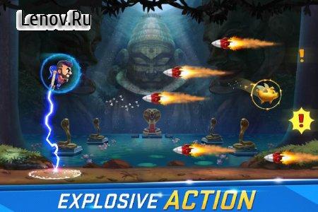 Jetpack Joyride India Exclusive - Action Game v 23.10160 (Mod Money)