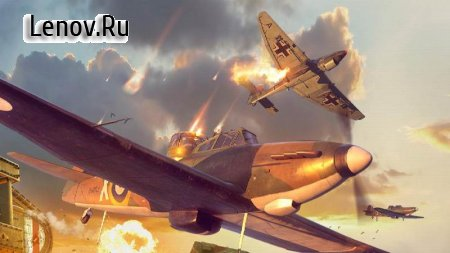 Fighter Wings : Sky Raider v 1.1 (Mod Money)