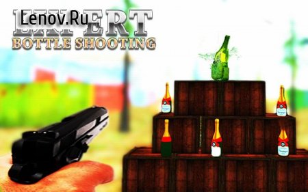 Expert Bottle Shooting Training FPS Gun Shooter v 1.03 Мод (Buy Unlimited Gun)
