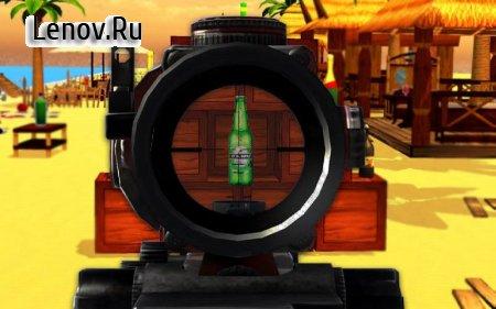 Expert Bottle Shooting Training FPS Gun Shooter v 1.03 Мод (Buy Unlimited Gun)