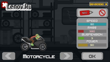 Stickman Flatout Epic v 1.1.3 (Mod Money)