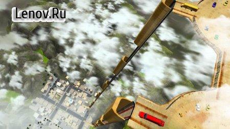 Vertical Ramp Impossible 3D v 1.4 (Mod Money)