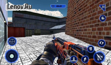 Army Counter Terrorist Attack Sniper Strike Shoot v 1.7.8 (Mod Money)
