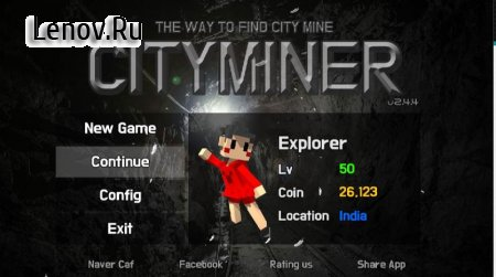 City miner: Mineral war v 3.1.6 Мод (Free Shopping)