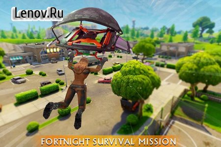Ultimate Fort Night Survival: Royale Battle v 1.1 Мод (Unlock Level/Character)