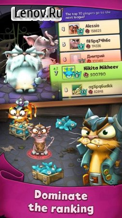 Cats Empire v 3.24.0 (Mod Money)
