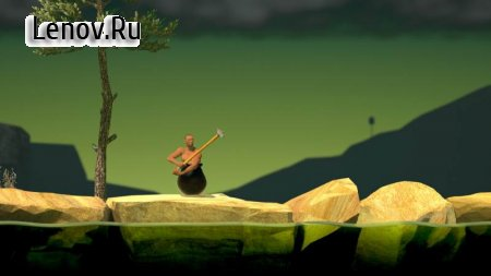 Getting Over It with Bennett Foddy v 1.9.2 Мод (полная версия)
