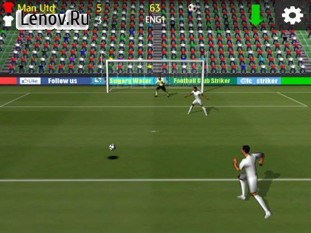 Football Club Striker v 1.2.1 (Mod Money/Unlocked)