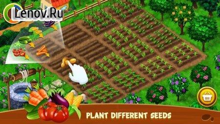 Farm Fest : Best Farming Simulator, Farming Games (обновлено v 1.3) Мод (Gems/Coins/Ads-free)