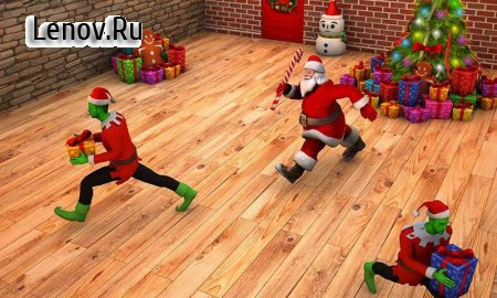 Santa Christmas Escape Mission v 1.7 (Mod Money)
