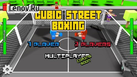 Cubic Street Boxing 3D v 1.6 (Mod Money)