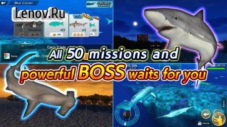 Wild Shark Fishing v 1.0.6 (Mod Money)