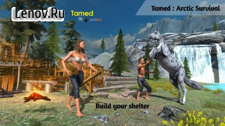 Tamed : Arctic Survival v 1.0 (Mod Money)