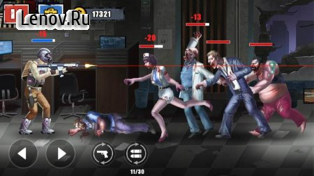 Gun Blood Zombies Building v 1.0.8 (Mod Money)