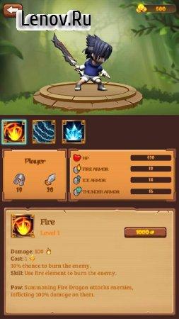 Gem Warrior v 2.0 (Mod Money)