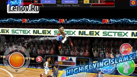 Philippine Slam! 2018 - Basketball Slam! v 2.39 Мод (Unlimited diamond/Free Shopping)