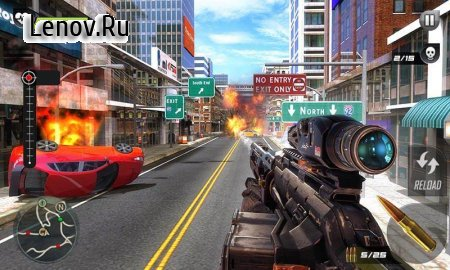 Grand Shoot Hunter Assault Survival Games v 1.2 (Mod Money)