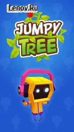 Jumpy Tree v 1.0.3 Мод (Unlimited Money)