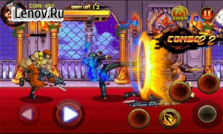 King Street Kungfu v 4.0 Мод (Unlimited Gold/Coins)