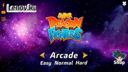 Super Dragon Fighters v 2.019.4 Мод (Unlimited Energy/Unlocked)