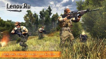 WW2 Counter Shooter Frontline War Survival Game v 1.0.1 (Mod Money)