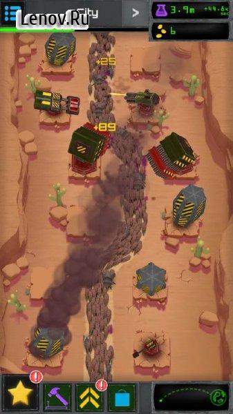 Turret Fusion Idle Game v 1 3 9 (One Hit/God Mode) » Lenov