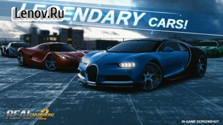 Real Car Parking 2 : Driving School 2018 v 3.1.5 (Mod Money)