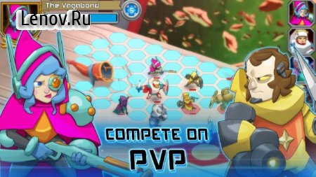 RoV Tactics v 0.20180314obb (Mod Money)