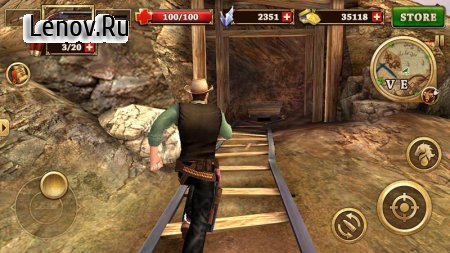 West Gunfighter v 1.7 (Mod Money)