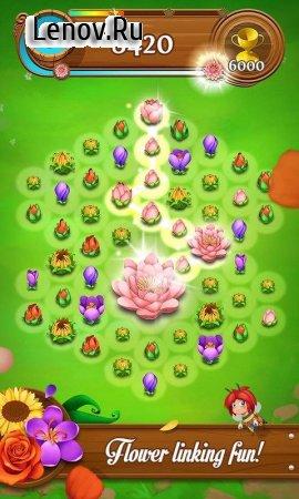 Blossom Blast Saga v 54.0.2 (Mod Money)